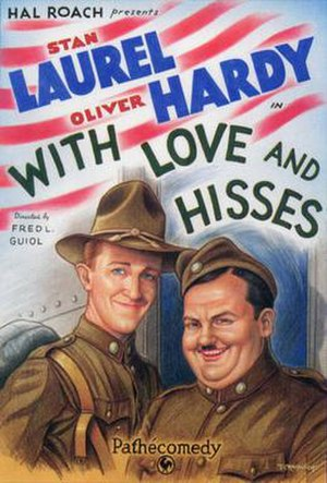 With Love and Hisses - Image: With Love and Hisses