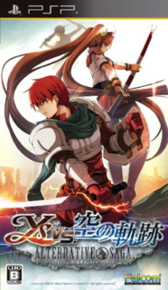 <i>Ys vs. Sora no Kiseki: Alternative Saga</i>