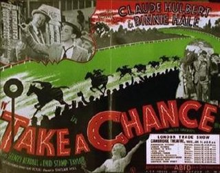 <i>Take a Chance</i> (1937 film) British comedy sports film