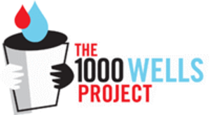 Blood: Water Mission - Logo of the 1000 Wells Project