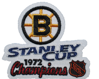 1972 Stanley Cup Finals 1972 ice hockey championship series