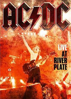 <i>Live at River Plate</i> 2011 video by AC/DC