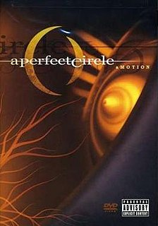 Amotion 2004 compilation album by A Perfect Circle