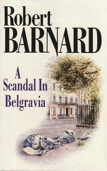 A Scandal in Belgravia (boek) .jpg