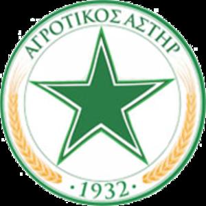 Agrotikos Asteras F.C. - previous logo of the team