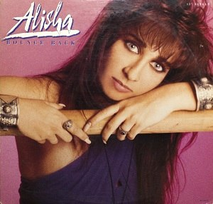 Bounce Back (Fire on Blonde song) - Image: Alisha Bounce Back Single 1990 Cover