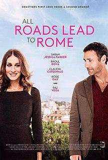 <i>All Roads Lead to Rome</i> (2015 film) 2015 film by Ella Lemhagen