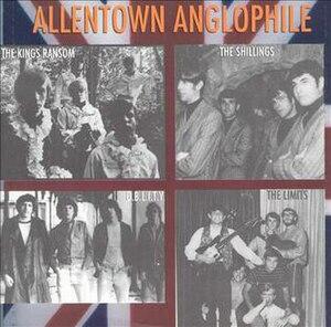 Allentown Anglophile - Image: Allentown Anglophile