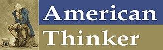 American Thinker - American Thinker logo.