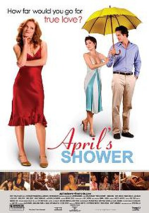 April's Shower - Movie poster