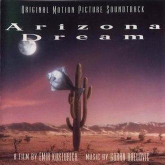 Arizona Dream (soundtrack) - Image: Arizona Dream soundtrack
