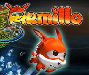 Armillo - Artwork released for the game.