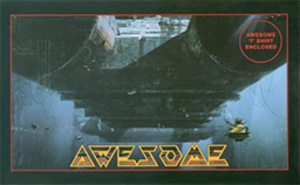 Awesome (video game) - Image: Awesome Coverart