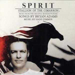 Spirit: Stallion of the Cimarron (soundtrack) - Image: BA Spirit