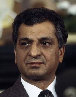 Babrak Karmal Afghan politician and leader of Afghanistan (1929–1996)