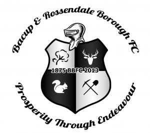 Bacup Borough F.C. - Image: Bacup & Rossendale Borough F.C. badge