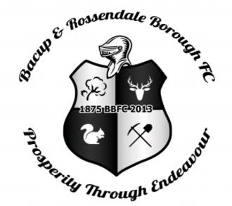Bacup Borough F.C. - Image: Bacup & Rossendale Borough F.C. badge