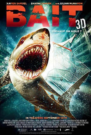 Bait 3D - Theatrical Release Poster