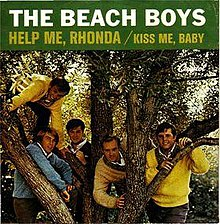 The Beach Boys — Help Me, Rhonda (studio acapella)