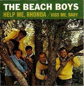 Help Me, Rhonda - Image: Beach Boys Help Me, Rhonda