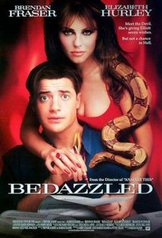 Bedazzled (2000 film) - Theatrical release poster