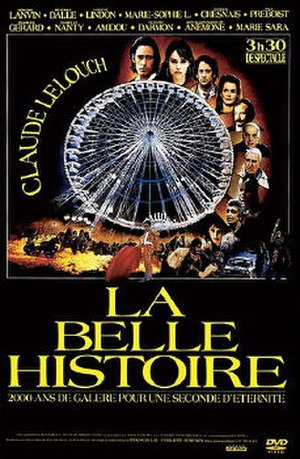 La Belle Histoire - Image: Bellehistoirefilmpos ter