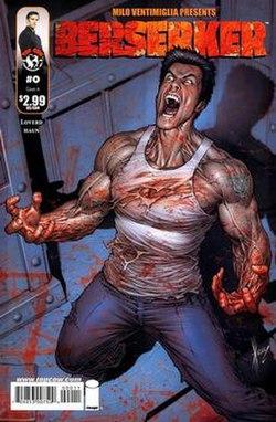 Berserk Comic Book