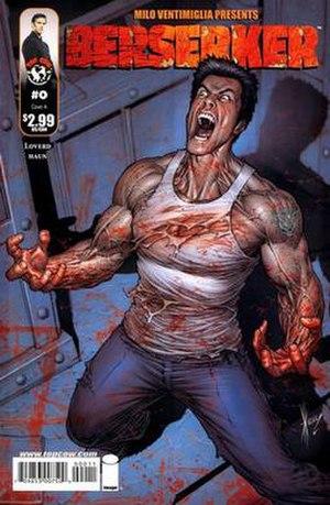 Berserker (comics) - Image: Berserker 00 cover