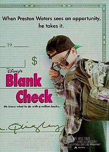 Cheque movie