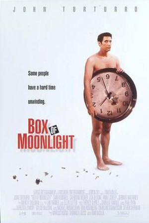 Box of Moonlight - Theatrical release poster