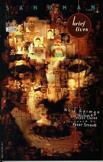 The Sandman: Brief Lives - Image: Brief Lives