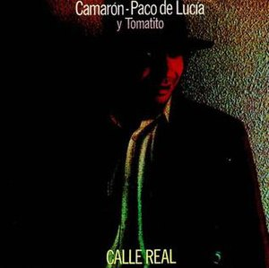 Calle Real (album) - Image: Calle Real album cover