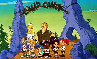 <i>Camp Candy</i> American animated television series