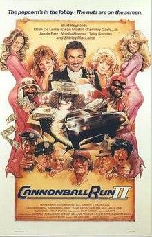 Cannonball Run Ii Wikipedia