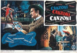 Cavalcade of Song - Image: Canzoni canzoni canzoni Cavalcade of Song
