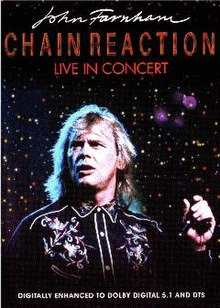 concert reaction Full list of chain reaction concerts 2018 and chain reaction concert tickets for sale and calendar of events.