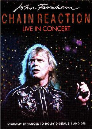 Chain Reaction Live in Concert - Image: Chain Reaction Live In Concert DVD