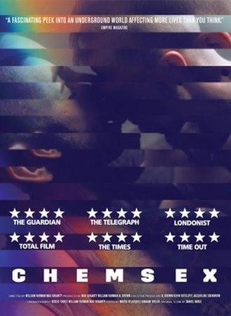 Chemsex (film) - British release poster