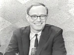Chester Feldman - Feldman appearing on I've Got a Secret in 1964