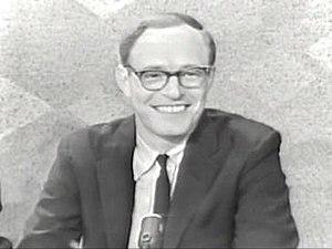 Chester Feldman - Feldman appearing on I've Got a Secret in 1964