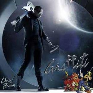Graffiti (Chris Brown album) - Image: Chris Brown Graffiti