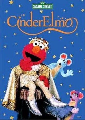 CinderElmo - CinderElmo DVD cover.