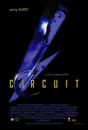 Circuit (film) - Theatrical release poster