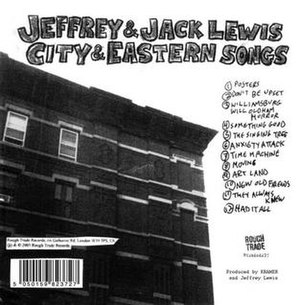 City and Eastern Songs - Image: City and Eastern Songs