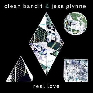 Real Love (Clean Bandit and Jess Glynne song) - Image: Clean Bandit Real Love Single Cover