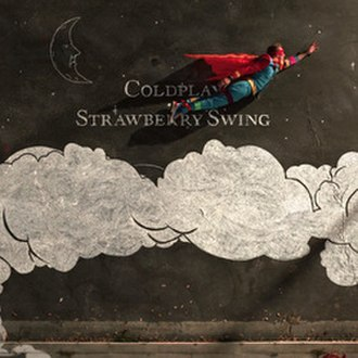 Strawberry Swing - Image: Coldplaystrawberrysw ing