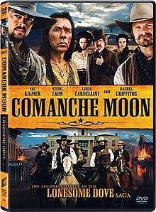 e0e0bee28 Comanche Moon (miniseries) - Wikipedia