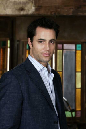 Coop (Charmed) - Victor Webster as Coop