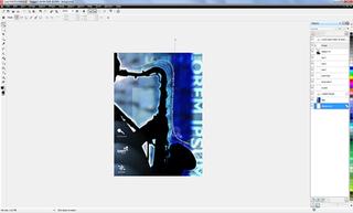Corel Photo-Paint raster graphics editor