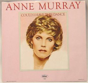 Could I Have This Dance - Image: Could I Have This Dance Anne Murray